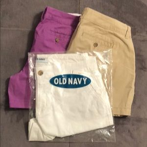 Old Navy Classic Everyday Shorts